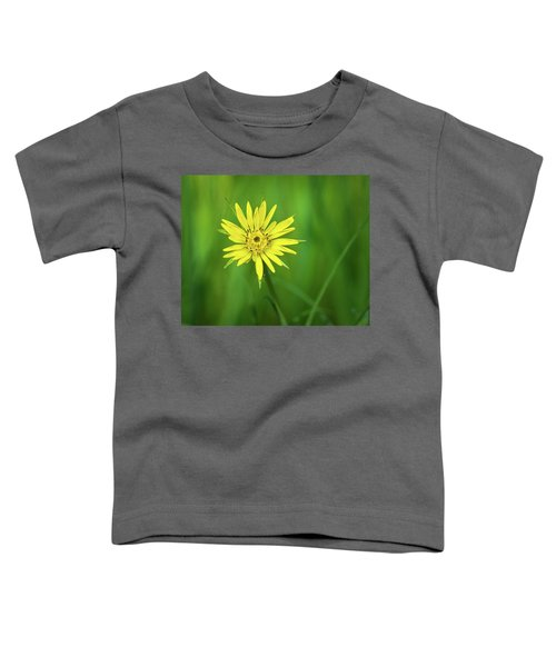 Toddler T-Shirt featuring the photograph Hello Wild Yellow by Bill Pevlor