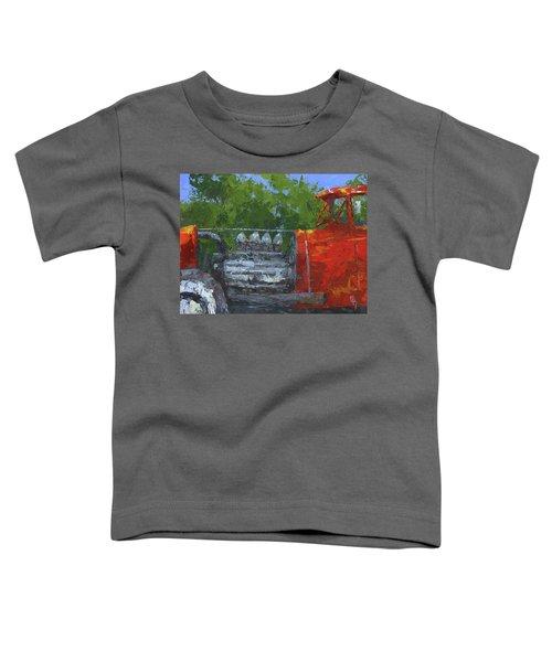 Hemi Hot Rod Toddler T-Shirt