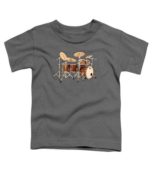Hendrix  Drums Toddler T-Shirt