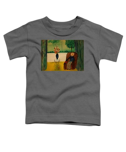 Henry Thoreau Toddler T-Shirt