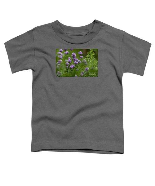 Herb Garden. Toddler T-Shirt
