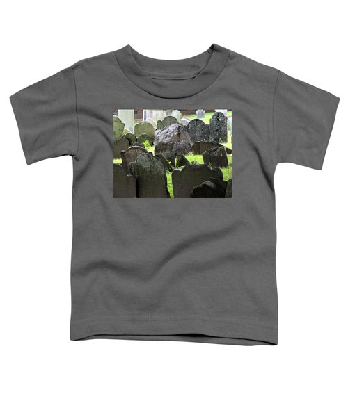 Here Lyeth Toddler T-Shirt
