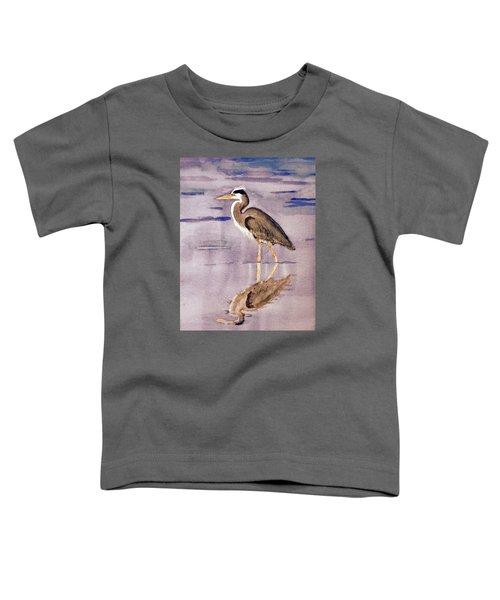 Heron No. 2 Toddler T-Shirt