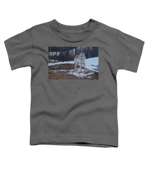 Hesitation Toddler T-Shirt