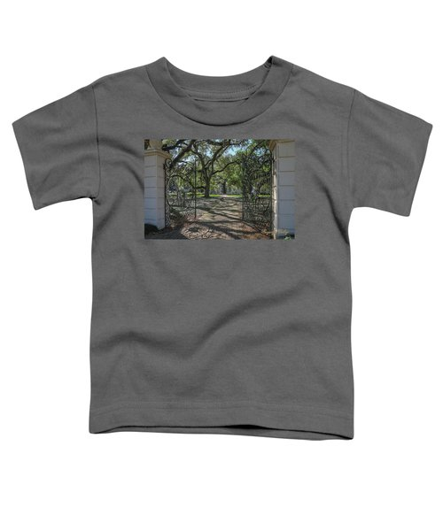 Heyman House Gates 1 Toddler T-Shirt