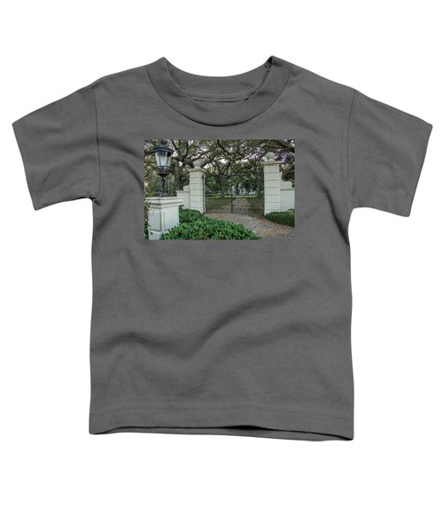 Heyman House Gates Toddler T-Shirt
