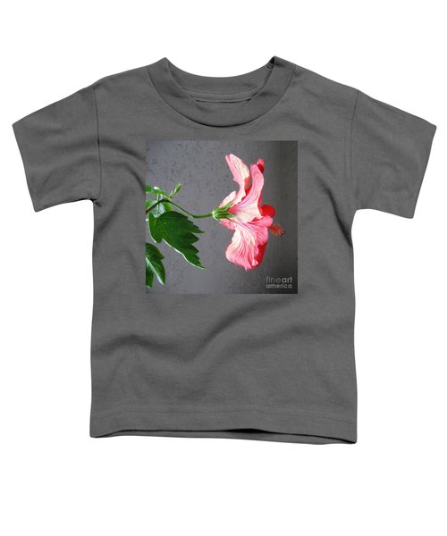 Hibiscus #4 Toddler T-Shirt