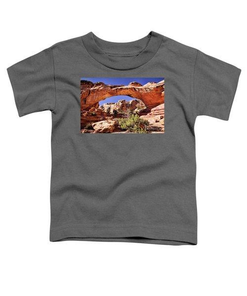 Hickman Bridge Toddler T-Shirt