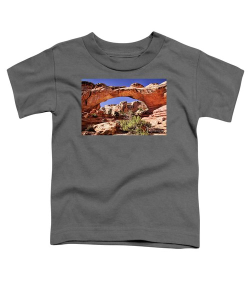 Hickman Bridge Toddler T-Shirt