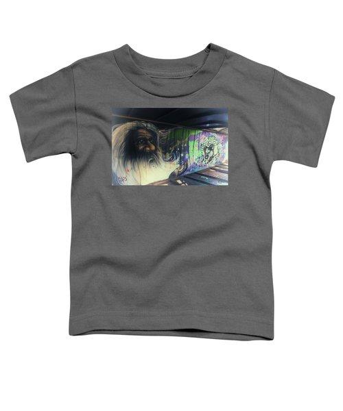 Hidden Agenda Toddler T-Shirt