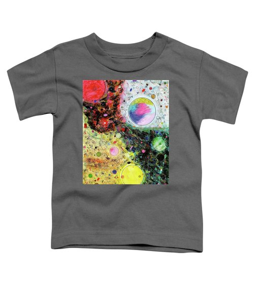 Hidden Aliens Toddler T-Shirt