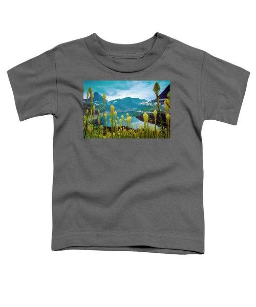 Hidden Lake, Gnp Toddler T-Shirt