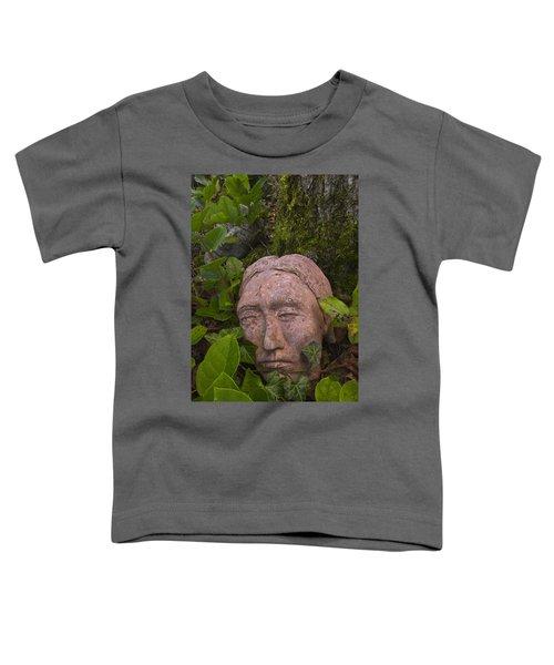 Hiding Toddler T-Shirt