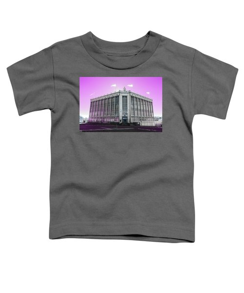 Higgins Armory In Infrared Toddler T-Shirt