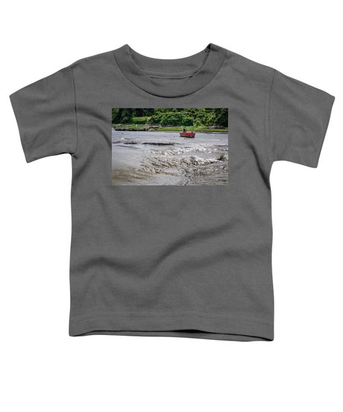 High And Dry Toddler T-Shirt