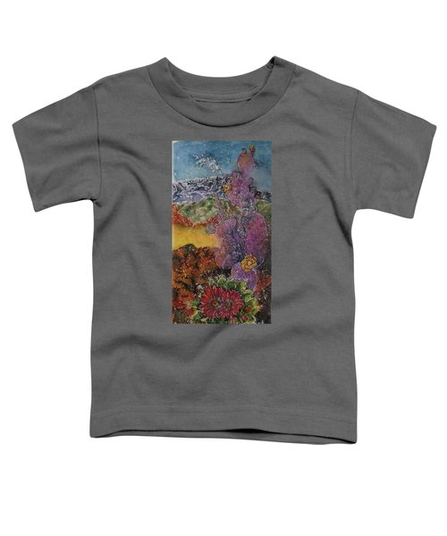 High Desert Spring Toddler T-Shirt