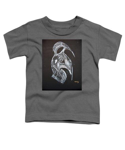 High Elven Warrior Helmet Toddler T-Shirt