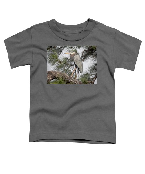 High In The Pine Toddler T-Shirt