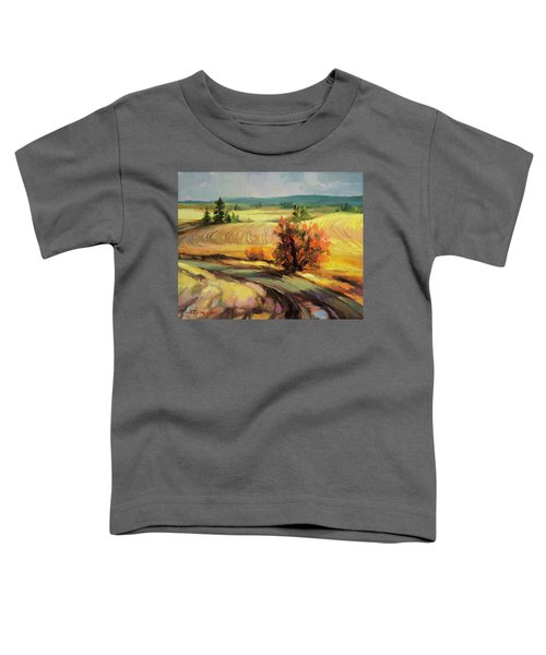 Highland Road Toddler T-Shirt