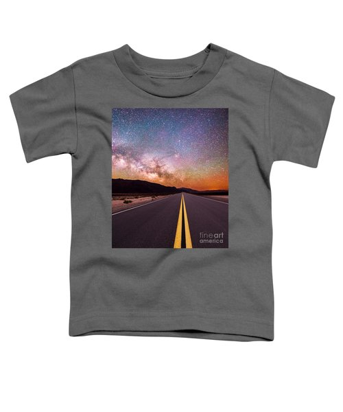 Highway To Heaven Toddler T-Shirt
