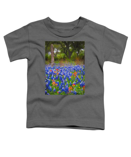 Hill Country Forest Toddler T-Shirt