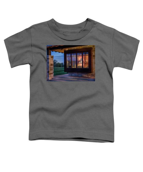 Hill Country Living Toddler T-Shirt