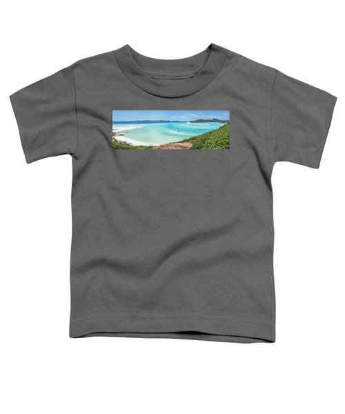 Hill Inlet Lookout Toddler T-Shirt