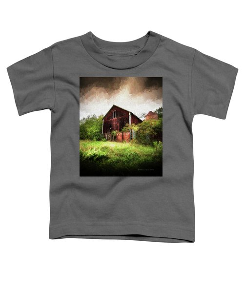 Hillside Barn Toddler T-Shirt