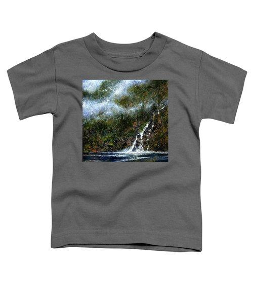Hillside Run-off Toddler T-Shirt
