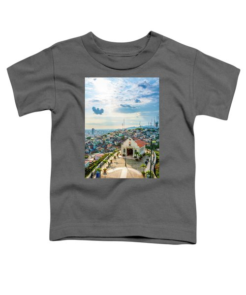 Hilltop Church Toddler T-Shirt