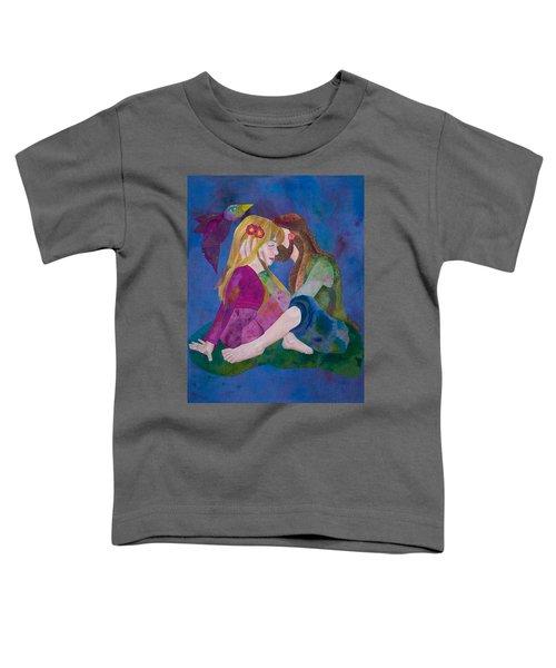 Hippie Love Toddler T-Shirt