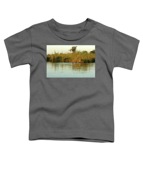 Hippos, South Africa Toddler T-Shirt