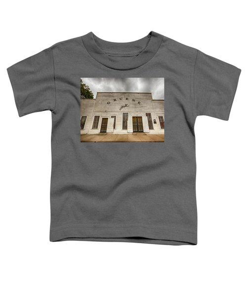 Historic Gruene Hall Toddler T-Shirt