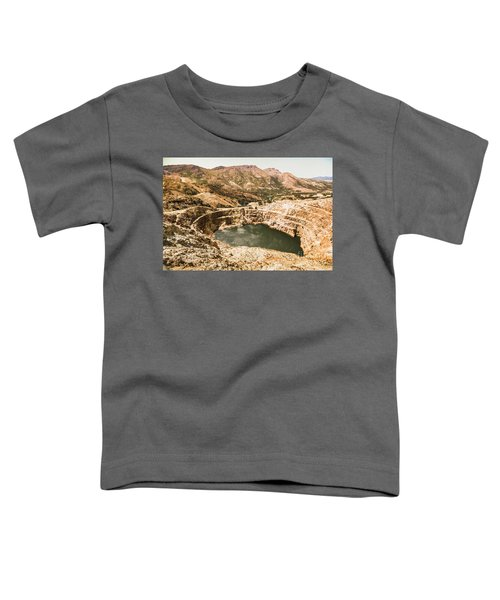 Historic Iron Ore Mine Toddler T-Shirt