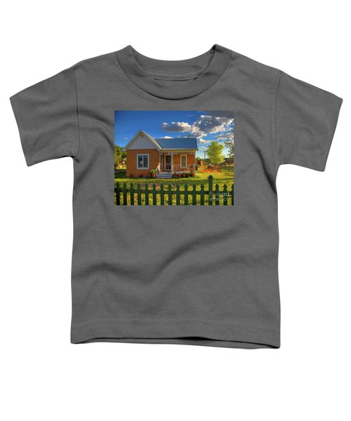 Historic Tombstone In Arizona Toddler T-Shirt