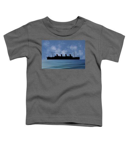 Hmhs Britannic 1915 V1 Toddler T-Shirt