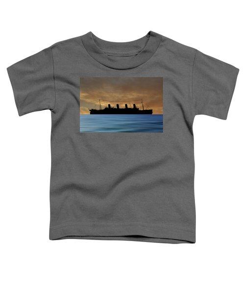 Hmhs Britannic 1915 V2 Toddler T-Shirt