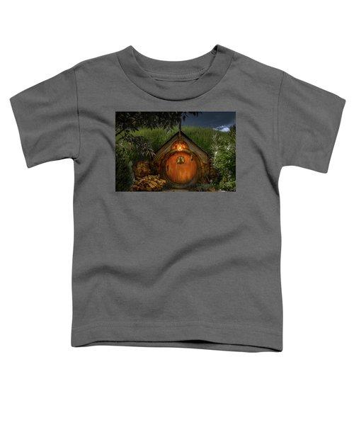 Hobbit Dwelling Toddler T-Shirt
