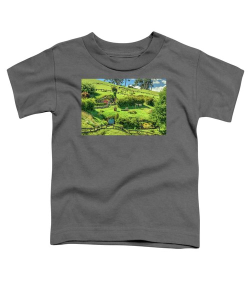 Hobbit Hills Toddler T-Shirt