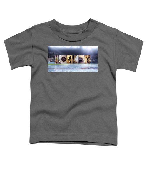 Hockey Toddler T-Shirt