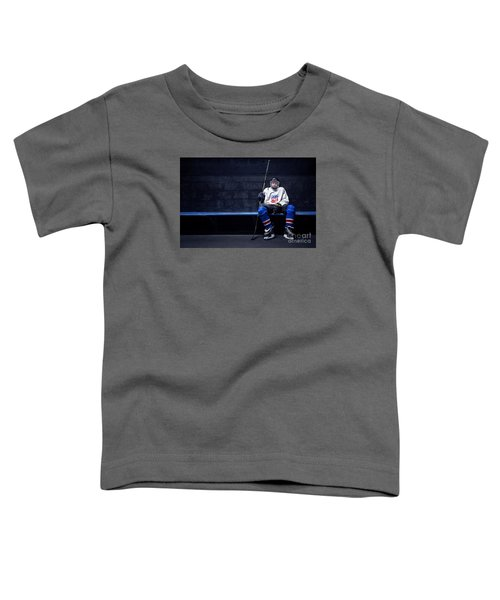 Hockey Strong Toddler T-Shirt