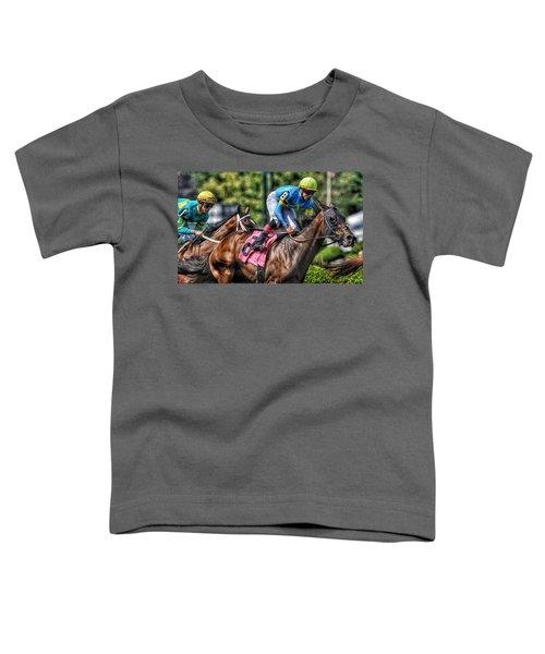 Holiday Bonus With Irad Oriz, Jr. Toddler T-Shirt