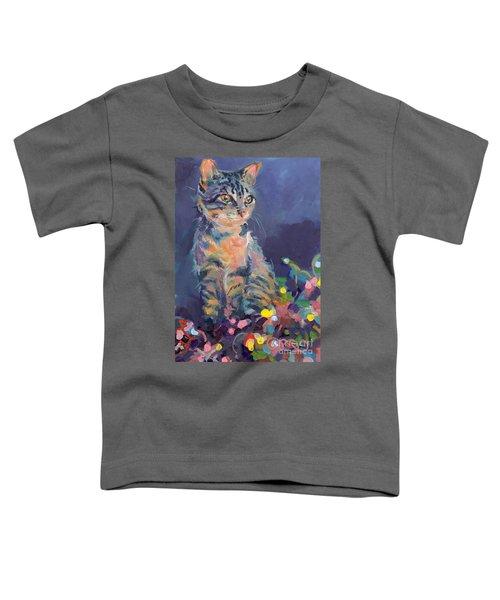 Holiday Lights Toddler T-Shirt