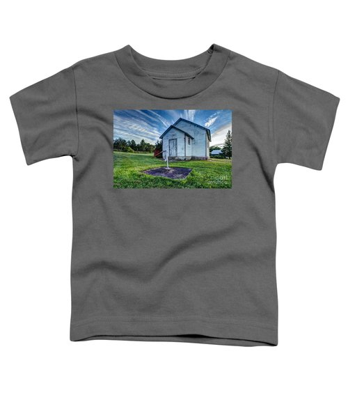 Holleford Schoolhouse Toddler T-Shirt