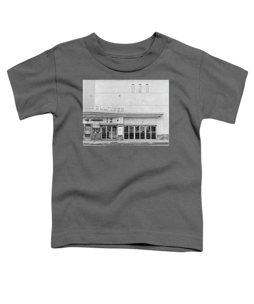 Hollywood Theater Marquee Toddler T-Shirt