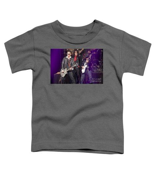 Hollywood Vampires Depp Cooper Perry Toddler T-Shirt
