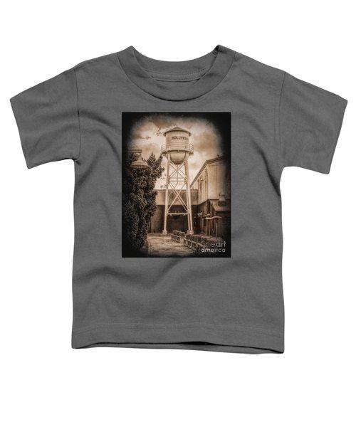 Hollywood Water Tower 2 Toddler T-Shirt
