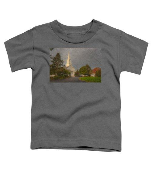 Holy Cross Parish Church Toddler T-Shirt