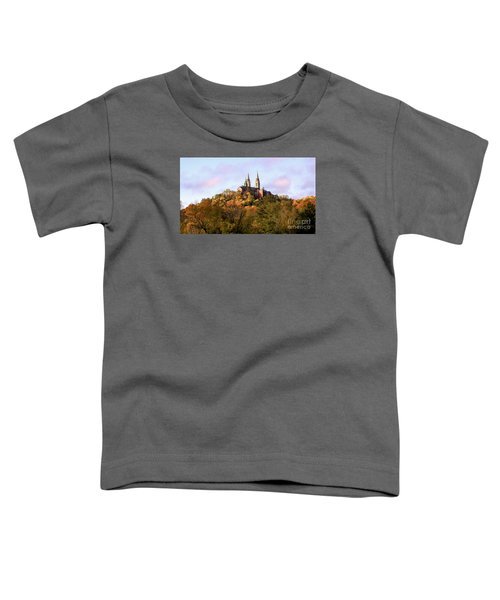 Holy Hill Basilica, National Shrine Of Mary Toddler T-Shirt by Ricky L Jones