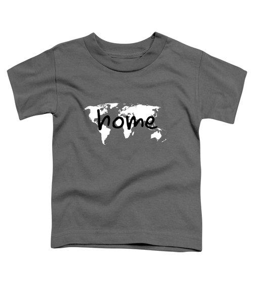 Home 1 Toddler T-Shirt